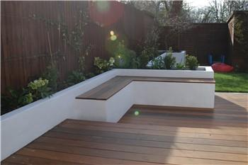 Breeze Garden Design A Smart Low Maintenance Family