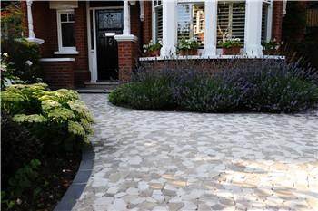 Breeze Garden Design - A design for a contemporary front garden ...