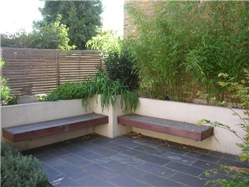 Breeze Garden Design Contemporary Urban Garden Design